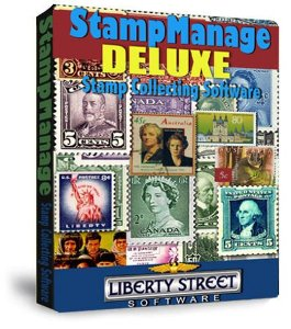 StampManage Stamp Software box shot